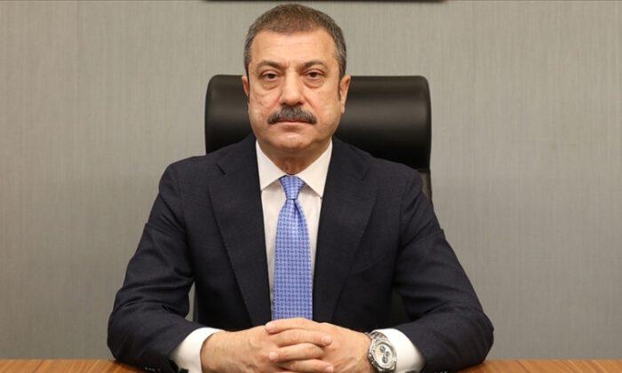 Kavcıoğlu'ndan 'sıkı parasal duruş' vurgusu