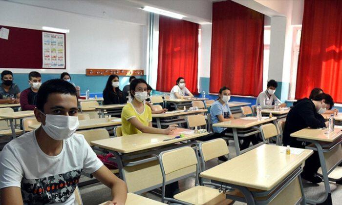 Liselerde sınavlara düzenleme