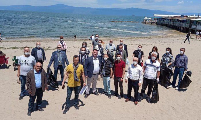 Marmara'da 'İYİ' seferberlik!
