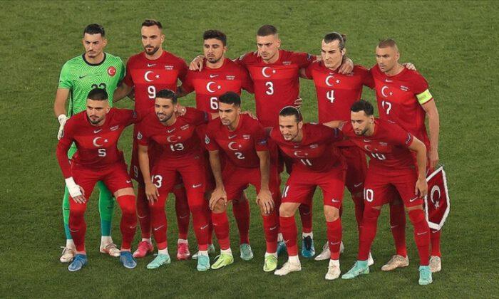 Türkiye EURO 2020'deki 3. maçında İsviçre karşısında