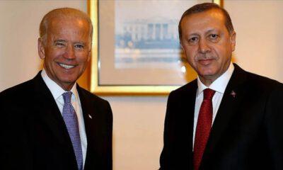 Beyaz Saray: Biden, 14 Haziran'daki NATO Zirvesi'nde Erdoğan ile görüşecek