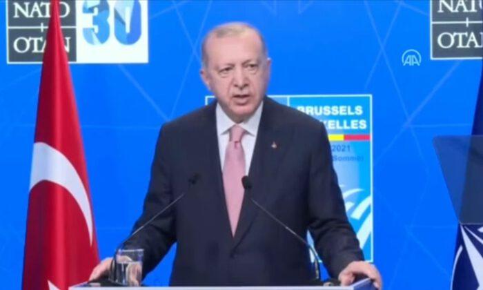 Erdoğan'dan Zirve sonrası flaş açıklamalar