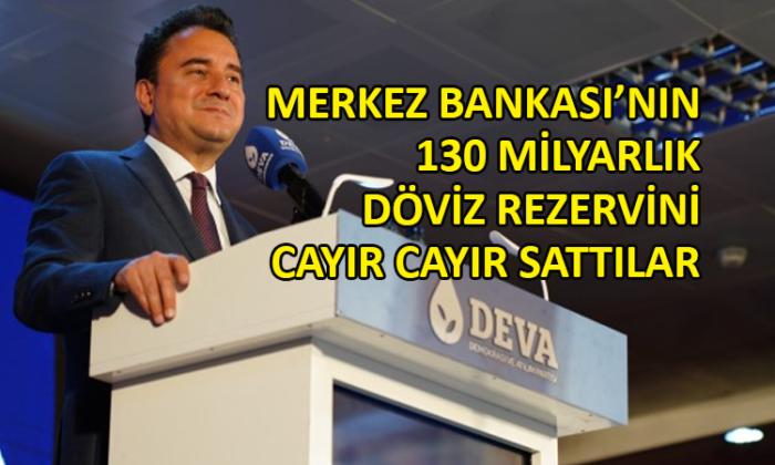 Babacan'dan Merkez Bankası açıklaması
