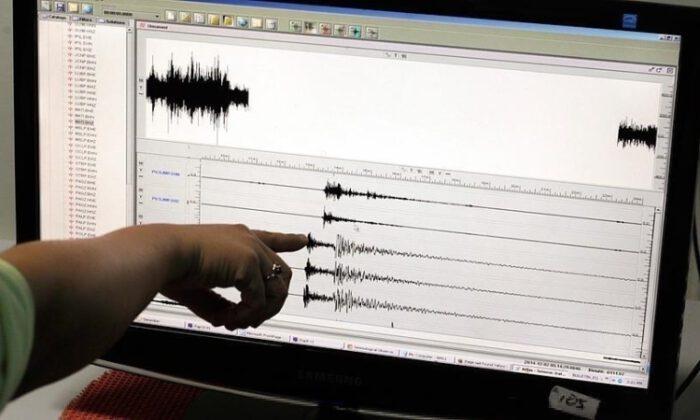 Datça açıklarında 5,3 büyüklüğünde deprem