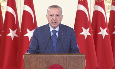 Erdoğan'dan 'istikrarın temini' vurgusu