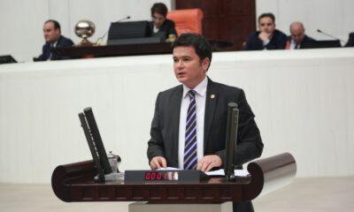 CHP'li Aydın, Bursa'daki derelerin ıslahını Bakan Kurum'a sordu