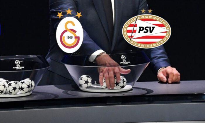 Galatasaray UEFA Şampiyonlar Ligi 2. ön eleme turunda rakibi belli oldu