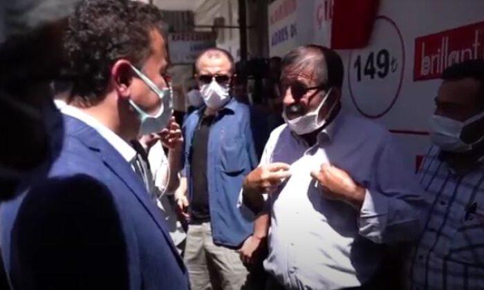 Ali Babacan'dan Konya'da ilginç talep