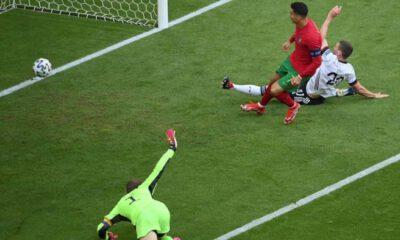 Portekiz 4 gol attı, Almanya kazandı: 2-4