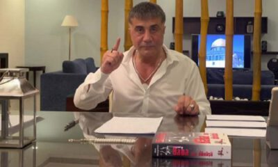 Sedat Peker: Suç örgütü üyeliğimden istifa…