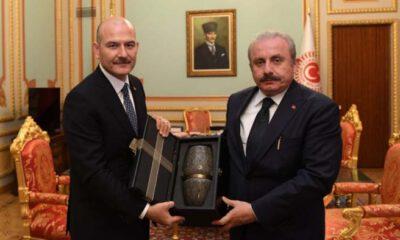 Mustafa Şentop'un mektubu iktidarı karıştırdı