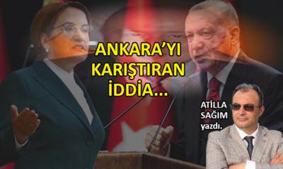 Ankara'yı karıştıran iddia…