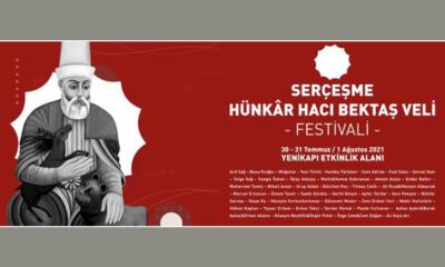 İstanbul, Serçeşme Hünkâr Hacı Bektaş Veli Festivali'nde buluşuyor