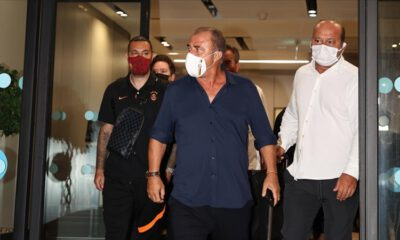 Galatasaray'ın PCR testleri Yunanistan'da kabul edilmedi