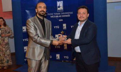 Yıldız Teknik Üniversitesi Mezunlar Derneği, Fatih Ece ile 'devam' dedi