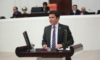 CHP'li Erkan Aydın'dan orman yangınları için kanun teklifi