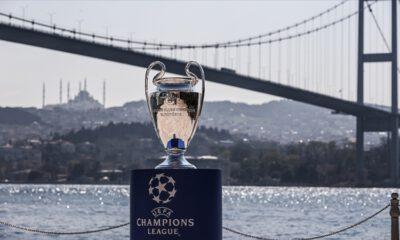 2023 UEFA Şampiyonlar Ligi finali İstanbul'da…
