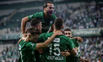 Bursa'da kazanan çıkmadı: 1-1