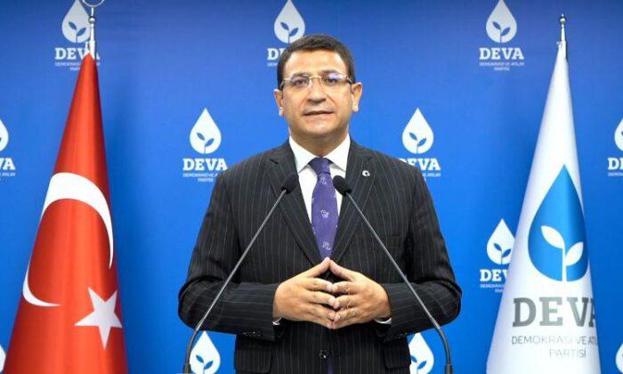 DEVA Partisi'nden iktidara iban önerisi