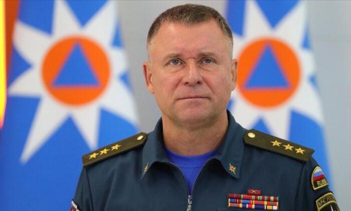Rusya'da Bakan Ziniçev, tatbikat esnasında hayatını kaybetti