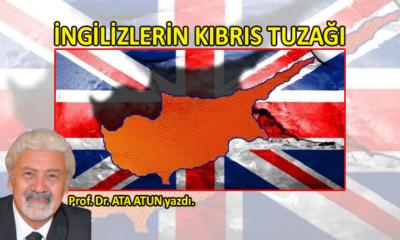 İngilizlerin Kıbrıs tuzağı