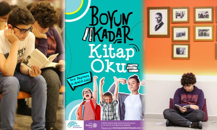 Nilüfer Belediyesi 'Boyun Kadar Kitap Oku' başvuruları başladı
