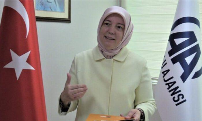 AKP'li Gözgeç: 81 İl Kadın Emeği Buluşmaları ile 25 binj kadına ulaşılacak