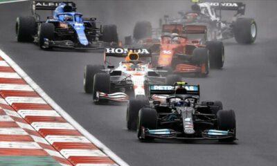 Formula 1 Türkiye Grand Prix'si Bottas'ın…