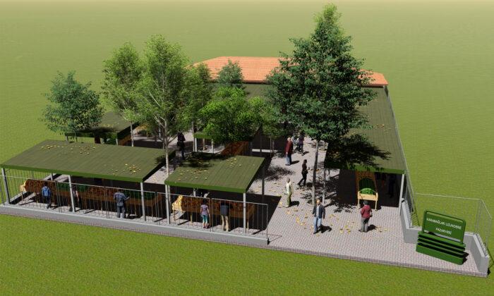 İzmir Karabağlar'da Uzundere'ye yeni meydan