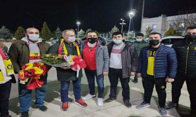 İrfan Buz'u Malatya'da Derebeyleri karşıladı
