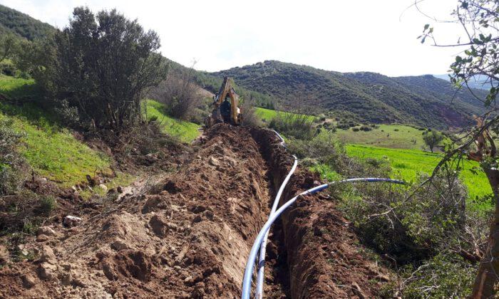 Manisa Pabuçlu'ya su müjdesi