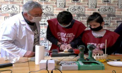 Aksaray'da bilim meraklıları keşfediyor