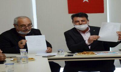 Cumhur İttifakı üyeleri Didim'in borçlarını sordu