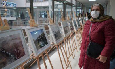 Kırklareli Kepirtepe'nin geçmişine fotoğraf sergisi
