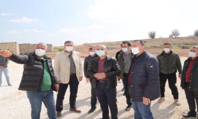 Mardin'in ilçelerinde hizmet seferberliği başlıyor