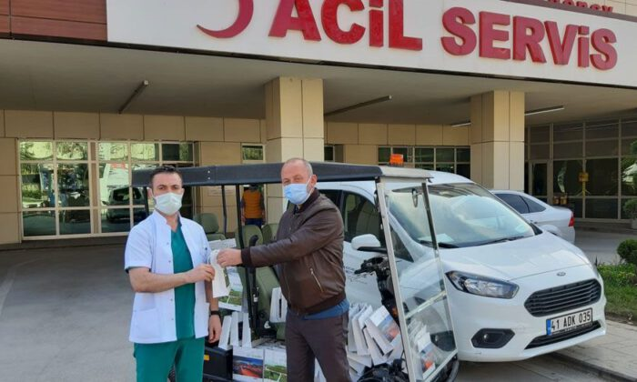 Kocaeli'de sağlık çalışanlarına 14 Mart paketi