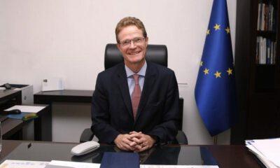 AB Türkiye Delegasyon Başkanı Mardin'e geliyor