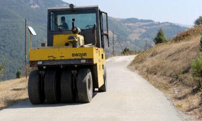 Sakarya'nın kuzeyinde beton yol yapılacak