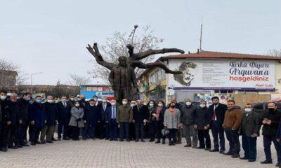 DEVA Partisi, Malatya Arguvan'da Erdal Ekici ile yola devam