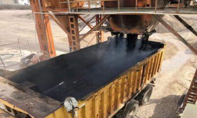Kilis günde 100 ton asfalt üretiyor