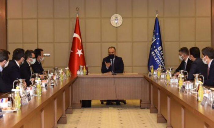 Bursa'da imar dışı bölgelere doğalgaz müjdesi