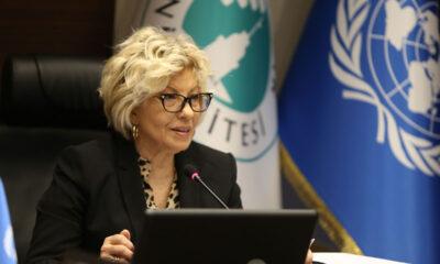 Türkiye'yi gururlandıran seçim! Prof. Dr. Atasoy, BM'ye üçüncü kez seçildi