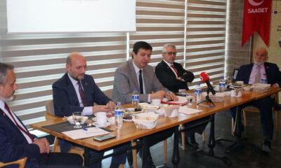Saadet Partisi, Bursa'da sahaya indi