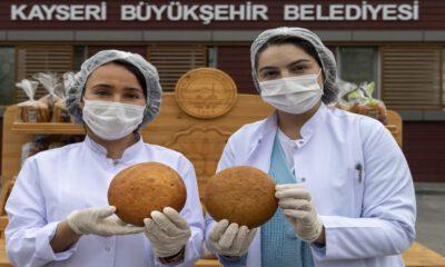 Kayseri'de 'Gacer Ekmeği'ne indirim!