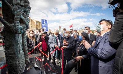 İzmir'de 'Mübadele' anıtlaştı