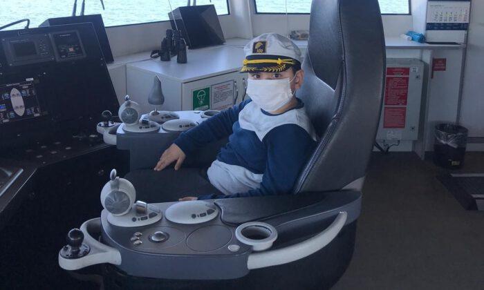 İDO geleceğin kaptanlarıyla seyahat etti