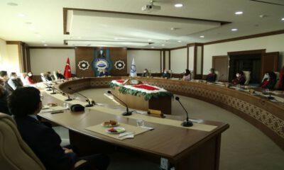 Aksaray Üniversitesi'nde akademik kahvaltı