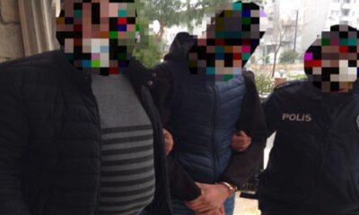 Aydın Didim'de polisin takibiyle yakalandı