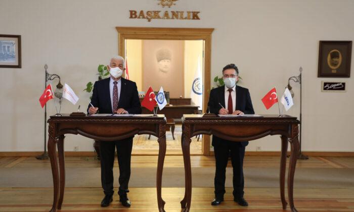 Muğla'da Sanal Müze için imzalar atıldı