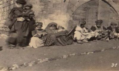 Almanya'dan gelen 100 yıllık Mardin fotoğrafları